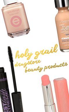 Drugstore Beauty