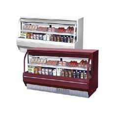 Gabinetes para Deli Refrigerados (245 cm) - Low Profile/ Deli Cabinets - Low Profile (245 cm)