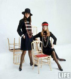 Paris Fashions, 1968