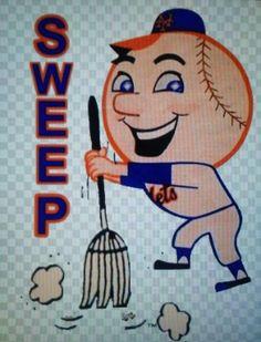 Mets Sweep