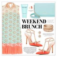 """""""Weekend brunch ♥"""" by teryblueberry ❤ liked on Polyvore featuring Delpozo, Kate Spade, River Island, Red Camel and Marc Jacobs"""
