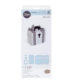 Sizzix® ScoreBoards XL Die - Train Case Box