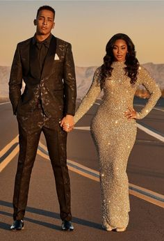 Black Love Couples, Cute Couples Goals, Black Is Beautiful, Beautiful People, Cute Couple Outfits, Photoshoot Themes, Stylish Couple, Flare, African Fashion