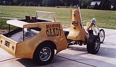 Ed Roth's Candy Wagon