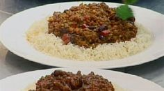 Try this Gordons chilli con carne recipe by Chef Gordon Ramsay. This recipe is from the show The F Word.