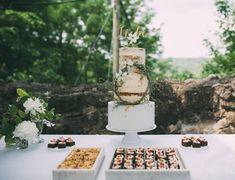 Semi-Naked Cake / Hochzeitstorte Bird Feeders, Naked, Outdoor Decor, Sugar, Teacup Bird Feeders