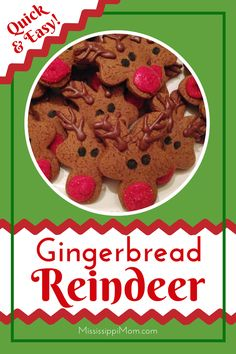 Easy Gingerbread Rei