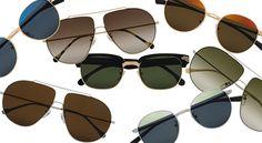 194c6849b8 Entre los complementos que nunca pueden faltar son las gafas de sol. Para  estar a