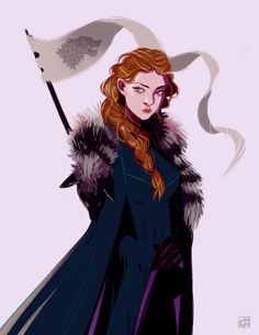 Game of Thrones. A song of ice and fire - Game of Thrones Valar Dohaeris, Valar Morghulis, Winter Is Here, Winter Is Coming, Sansa Stark Sophie Turner, Fandoms, Game Of Thrones Instagram, Blake Steven, Game Of Thones