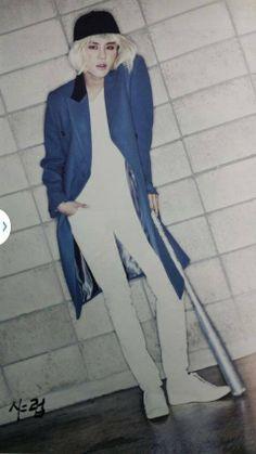 Xia JYJ Magazine