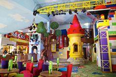 Hotel con niños en Legoland