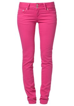 LTB - NEW MOLLY - Slim fit jeans - Roze