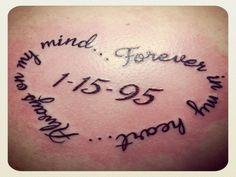 12 Darling Dad Tattoo Designs - http://www.allnewhairstyles.com/12-darling-dad-tattoo-designs.html