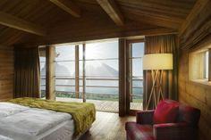 Luxury hotels in the Italian Dolomites via @Condé Nast Traveller magazine #AdlerLodge #Italy
