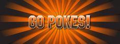 Go Pokes, Oklahoma State Cowboys, Neon Signs