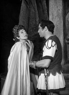 """Maria Callas in Verdi's """"Un ballo in maschera"""""""