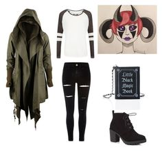 """""""Roesia Sage outfit"""" by rachelblass on Polyvore featuring art"""