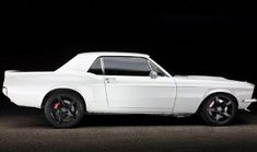 1967 Ford Mustang Coupe - The Underdog - Modified Mustangs & Fords Photo & Image Gallery Ford Mustang Shelby Cobra, Ford Mustang Coupe, Mustang Cars, Car Ford, Ford Trucks, Shelby Gt, Mustang Fastback, Ford Mustangs, Classic Mustang