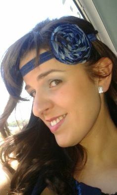 piratamorgan.com Elastic Headbands, Diy, Blog, Fashion, Hair Bows, Hand Made, Hairdos, Moda, Bricolage
