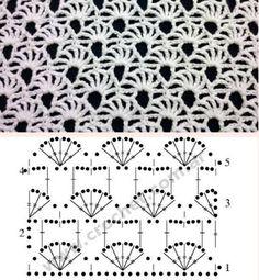 Débardeurs Au Crochet, Crochet Motifs, Crochet Diagram, Crochet Stitches Patterns, Crochet Blouse, Crochet Chart, Filet Crochet, Baby Patterns, Crochet Baby