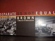 In honor of the 60th anniversary of Brown vs Board of Education, take sometime to reflect on the importance of a good school for every child.