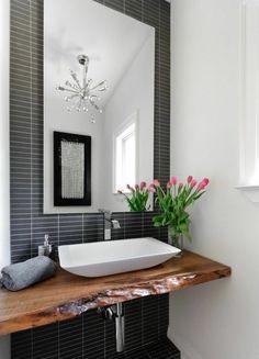 Rustic furniture – make the home look more natural! – – Rustic furniture – make the home look more natural! Bathroom Styling, Rustic House, Bathroom Furniture, Modern White Bathroom, Bathroom Design, Furniture Making, Home, Rustic Furniture, Country Style Bathrooms