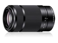 Sony e mount 55-210mm lens