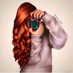 Girl in photography oxox curly hair ❤ ❤ ❤ love girly things . - - - Girl in photography oxox curly hair ❤ ❤ ❤ love girly things … – – Girl in photography oxox curly hair ❤ ❤ ❤ love girly things … – – Girly M, Dream Drawing, Cute Girl Drawing, Best Friend Drawings, Girly Drawings, Cute Girl Wallpaper, Digital Art Girl, Beautiful Drawings, Anime Art Girl