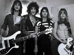 Quiet Riot with Randy Rhoads~