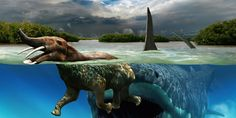Ever wish you could jump in a time machine and travel back to the age of dinosaurs? What were terrifying prehistoric beasts like megalodon and T. rex really like? And what happened when these creatures battled each other to the death?   While we ma...