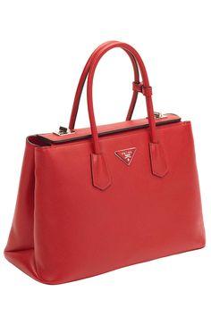 Prada Saffiano Twin Bag