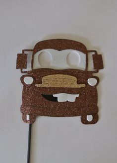 1 Car Inspired Photo Booth Party props by weddingphotobooth, $15.99