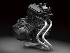 Kawasaki ninja 250 r engine