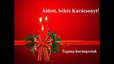 Tegnap harangoztak Christmas Tree, Christmas Ornaments, Neon Signs, Holiday Decor, Youtube, Advent, Teal Christmas Tree, Christmas Jewelry, Xmas Trees