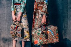 Tommy Ton - GUCCI SPRING/SUMMER 2016