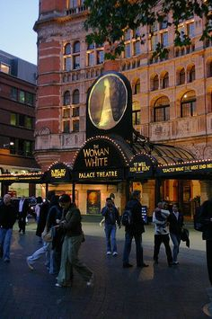 Palace Theatre, London - I saw Les Miserables here in 1988 - it was magical.
