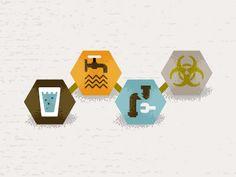 Illustrative icon design.