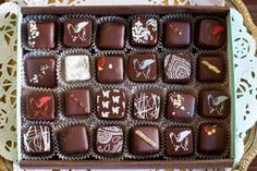 Assorted Chocolate Truffle Box