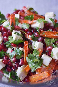 Fruit Recipes, Salad Recipes, Healthy Recipes, Healthy Food, Summer Salads, Caprese Salad, Food Art, Grilling, Lunch Box