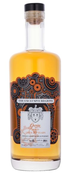 """Scotch Whisky Review #57 (Network #78): Exclusive Malts """"Regional Series"""" Port Dundas 12y Single Grain [DONE BLIND] http://ift.tt/2ouPlAD"""