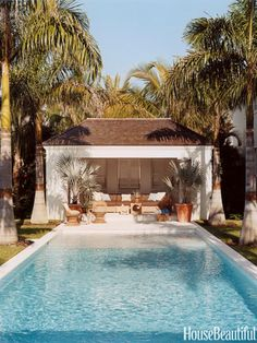 Relax with 30 inspiring outdoor spaces. Gorgeous Swimming Pools.