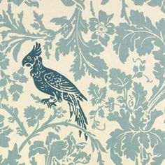 Barber Village Blue/Natural Printed by Premier Prints - Drapery Fabric - Drapery Fabrics at Buy Fabrics