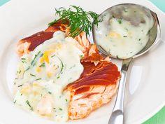 Muna-tillikastike - Reseptit Fish Burger, Koti, Mashed Potatoes, Dips, Food And Drink, Cooking, Breakfast, Ethnic Recipes, Sauces