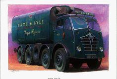 Trucks artist Mike Jeffries.