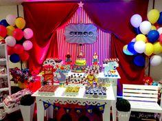 Circus party!