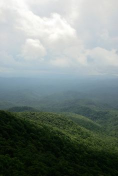 Appalachian Trail.....next year! Kirk and I decided we are going to do the southern most section :) so excited!