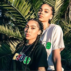 "7,884 Likes, 13 Comments - BRAIDS GANG LTD (@braidsgang) on Instagram: ""@therealnikkineal @biancabenavidez_ @pytkillal"""