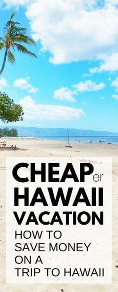 Cheap Hawaii vacation. How to save money on a trip to Hawaii. Things to do in Hawaii on a budget, on Oahu, Maui, Kauai, Big Island, have fun if you like beaches, snorkeling, and hiking! What you pack, wear can add costs for Hawaii packing list, but there are cheap (er) flights, hotels (airbnb vacation rentals), food, free activities.Travel tips, prices to for this USA bucket list destination with Waikiki, North Shore! Budget travel tips Hawaiian island... #hawaii #oahu #kauai #maui…
