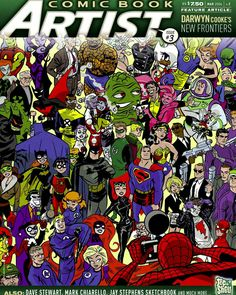 """Comic Book Artist"""