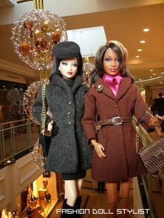 Fashion Doll Stylist: Coat Closet: The Redingote (instructions)
